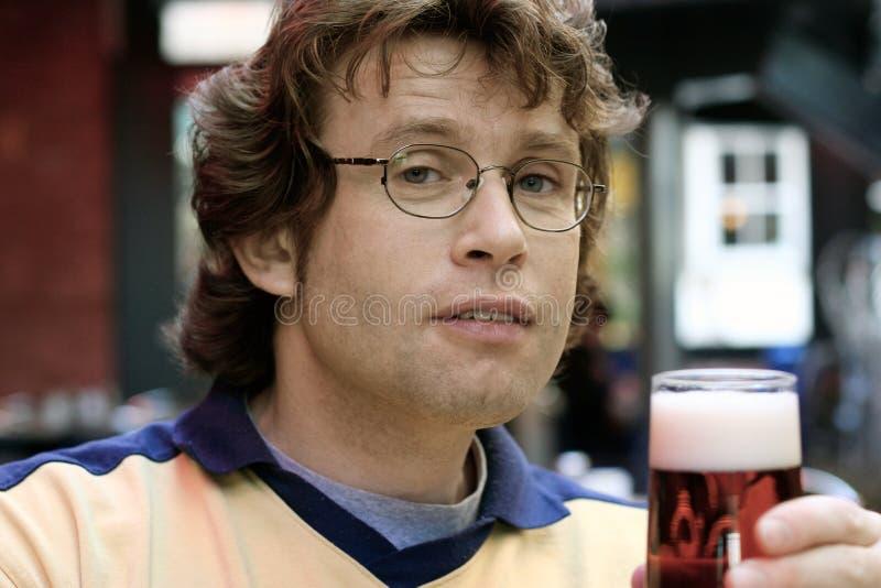 Qualcuno Per Birra? Fotografie Stock Libere da Diritti