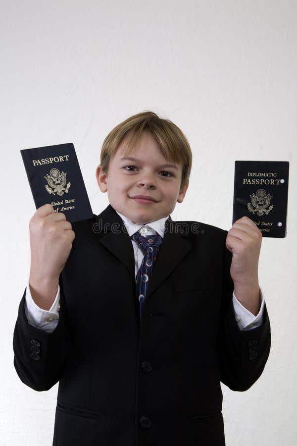 Download Quale passaporto da usare immagine stock. Immagine di visualizzazione - 7304129