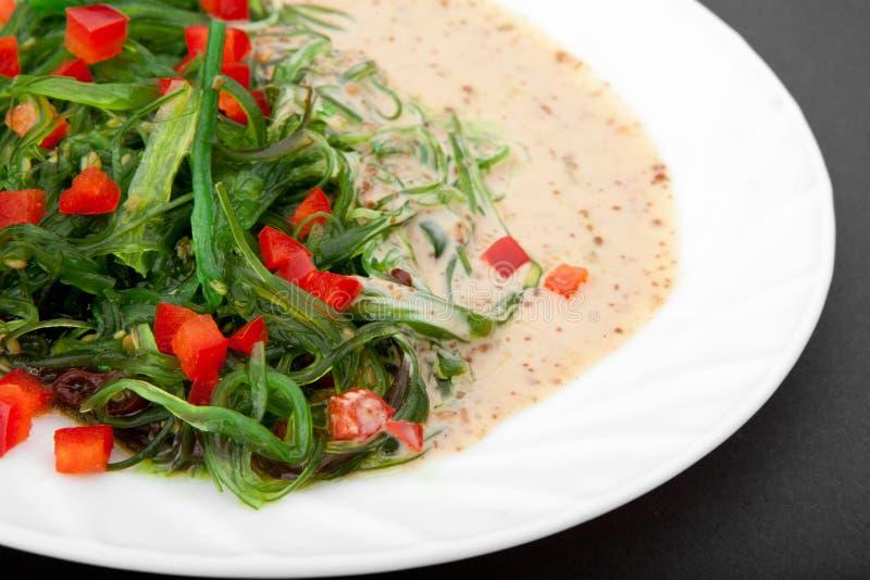 Qualidade chinesa do estúdio do alimento da salada de Chukka foto de stock royalty free