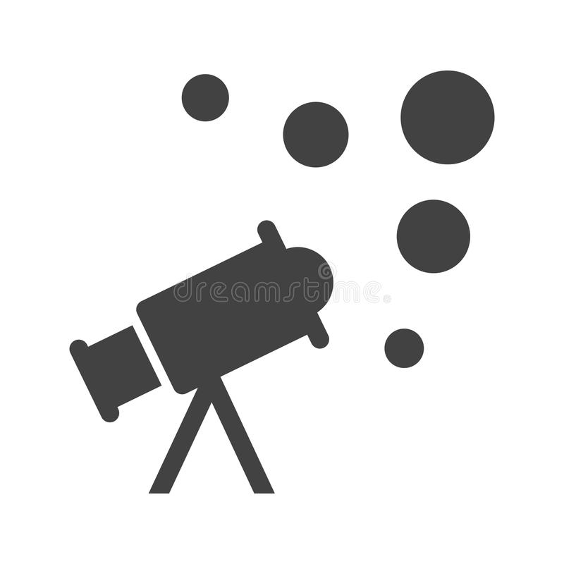 Qualifications d'exploration illustration stock