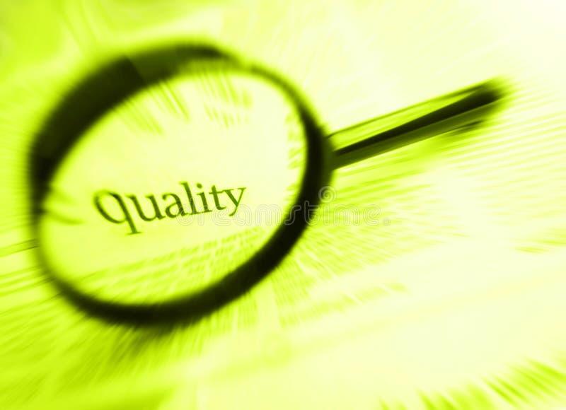 Qualitätswort lizenzfreie stockbilder