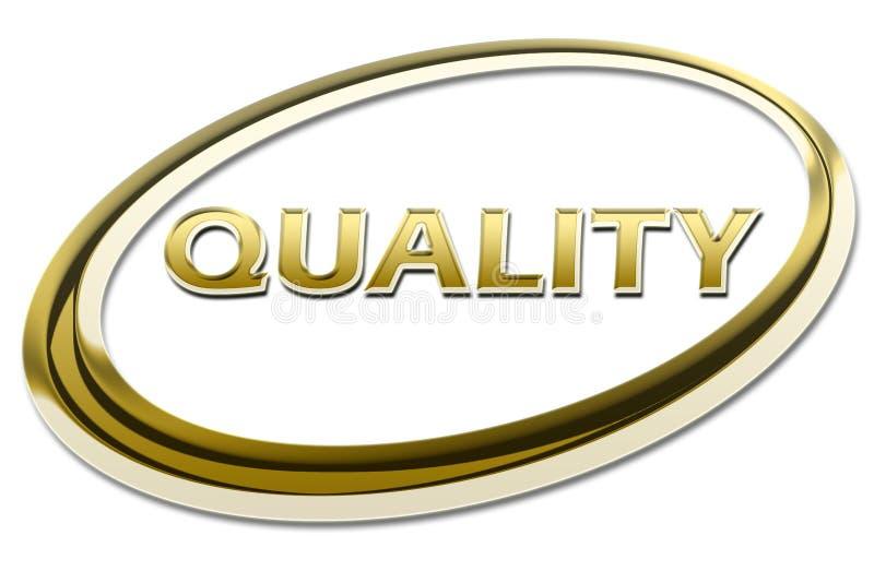 Qualitätszeichensymbol