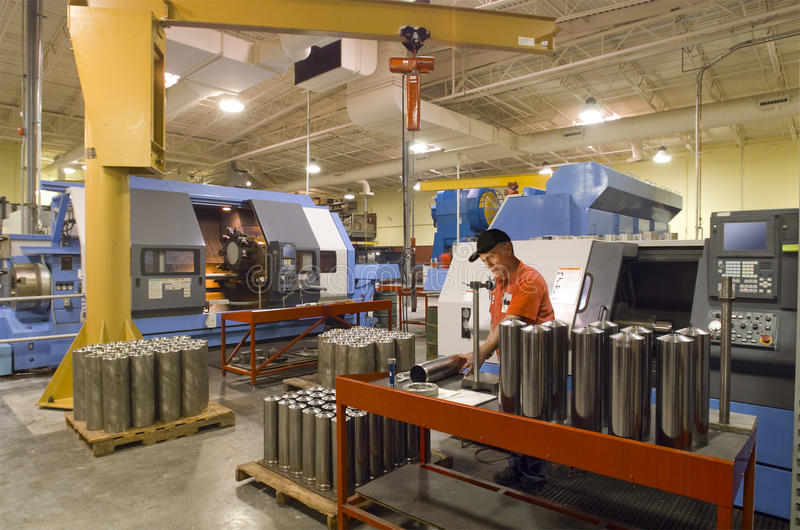Quality control testing in manufacturing