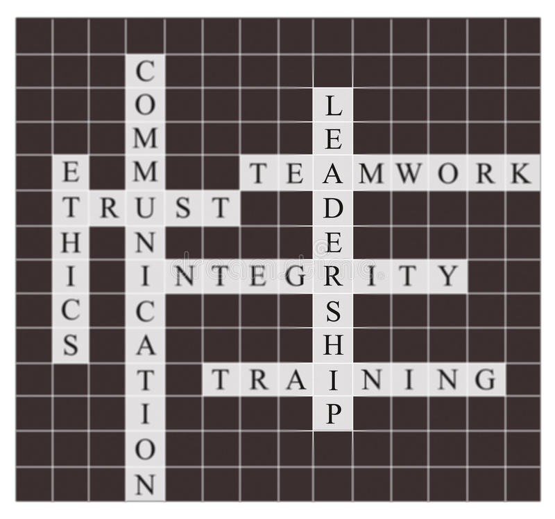 Company with stock options crossword
