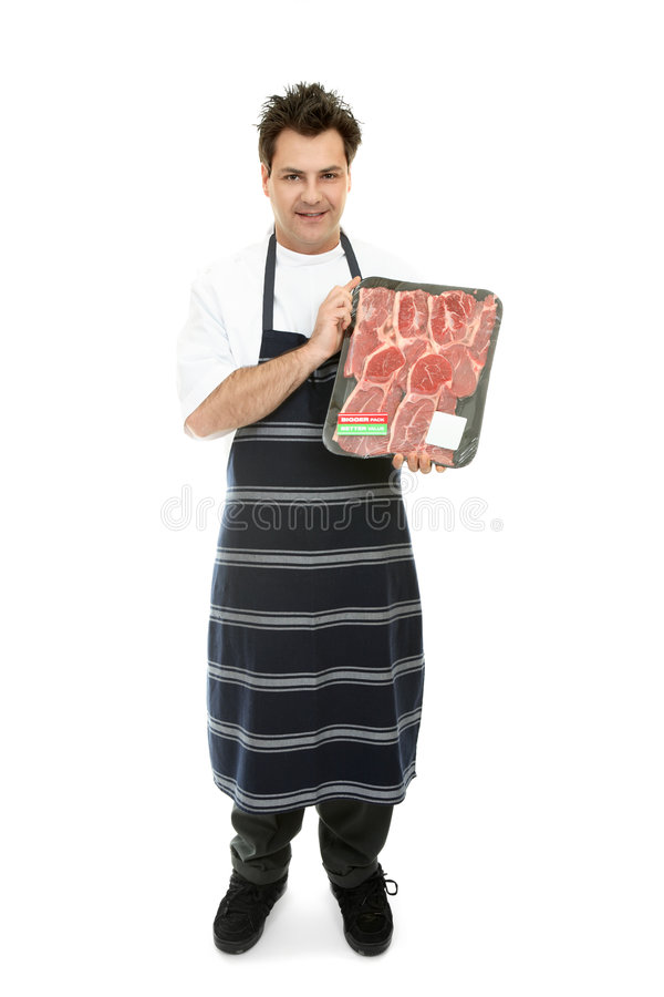 Quality Meat stock photo