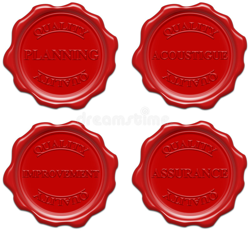Download Quality,planning,acoustigue,improvement,assurance Stock Illustration - Image: 6509425