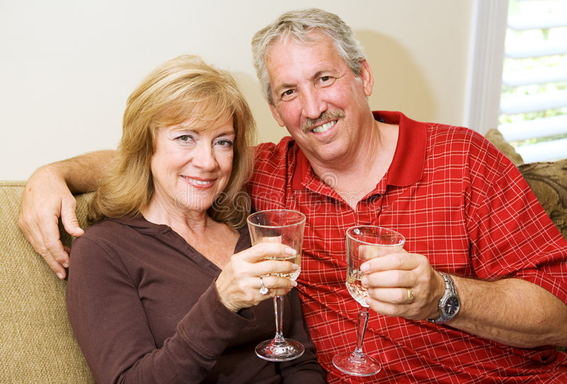 Quality Time Together royalty free stock photos