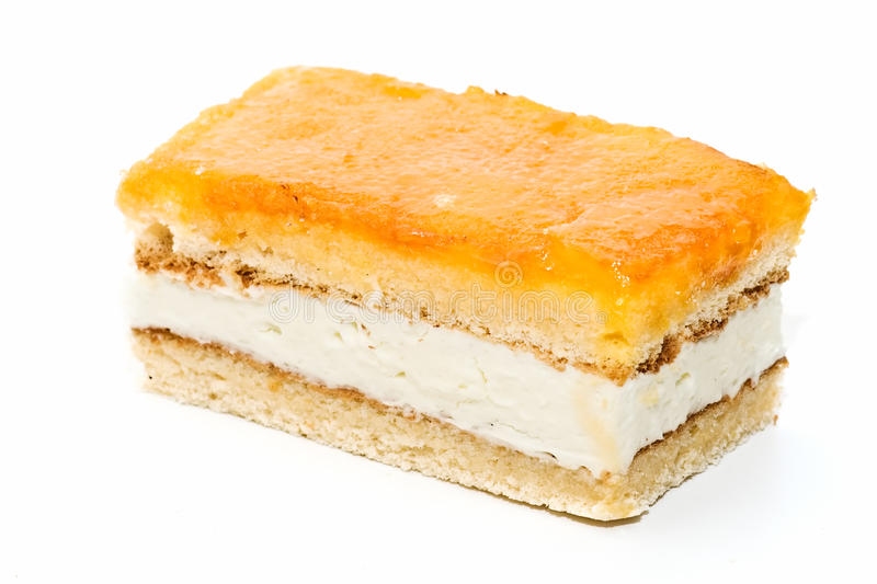 Quality variety of cakes stock image