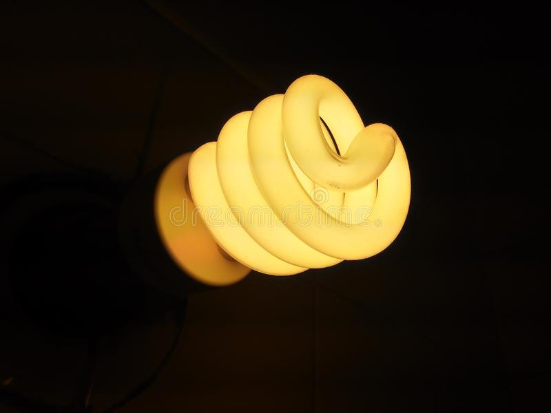 Quand la lumière photographie stock