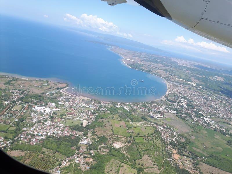 Quando la stagione delle pioggie viene a Sumbawa immagine stock libera da diritti