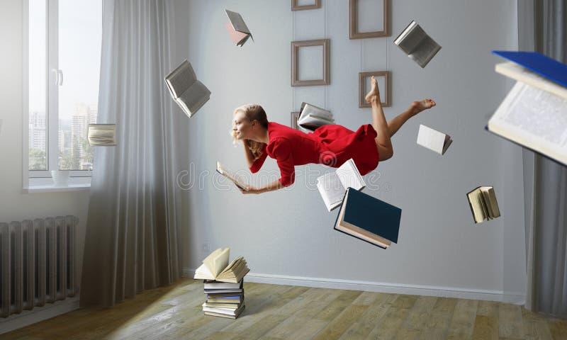 Quando ler remover o seu Meios mistos fotos de stock