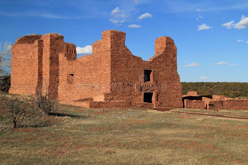 Quarai Ruins royalty free stock images