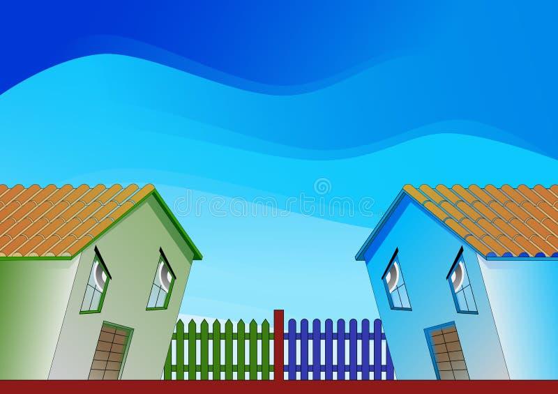 Neighbors Stock Illustrations – 2,031 Neighbors Stock