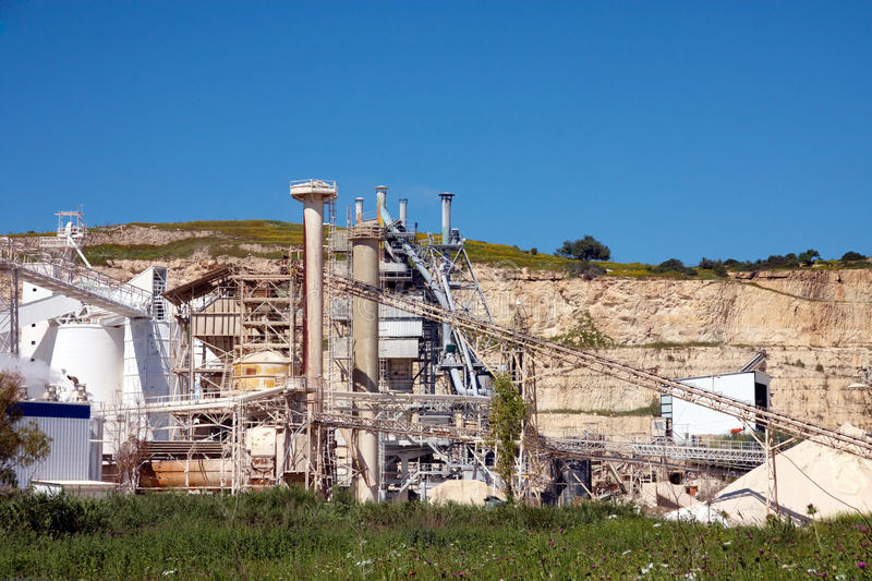 Download Quarry stock photo. Image of ground, dirty, engineering - 14407940