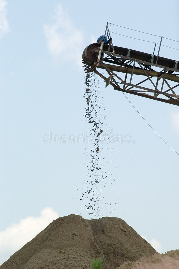 Free Quarry Conveyor Stock Images - 177944