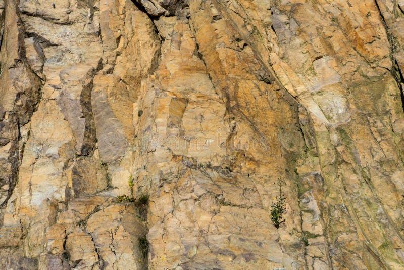 Quarry texture stock photo