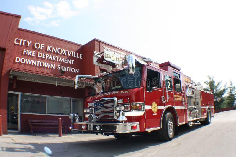 Quartel dos bombeiros fotos de stock royalty free
