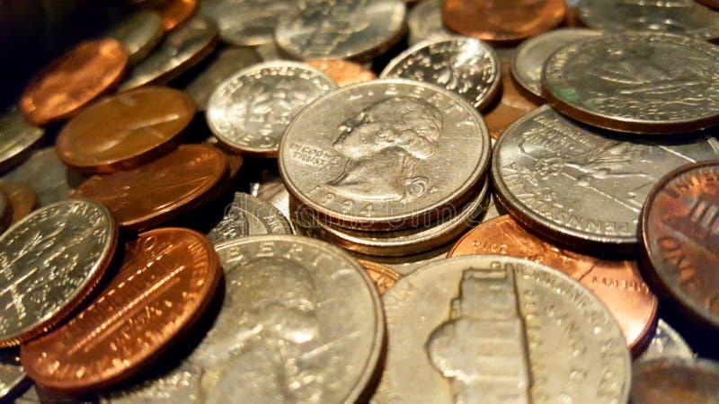 Quarter head royalty free stock image