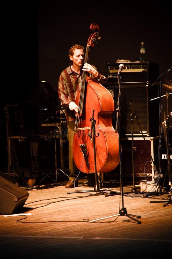 Quartett John-Scofield, ZaJazz Festival 2010 stockbild