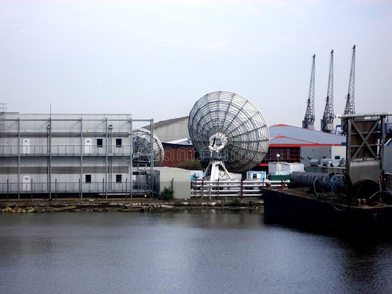 Quartiers des docks 168 photographie stock libre de droits