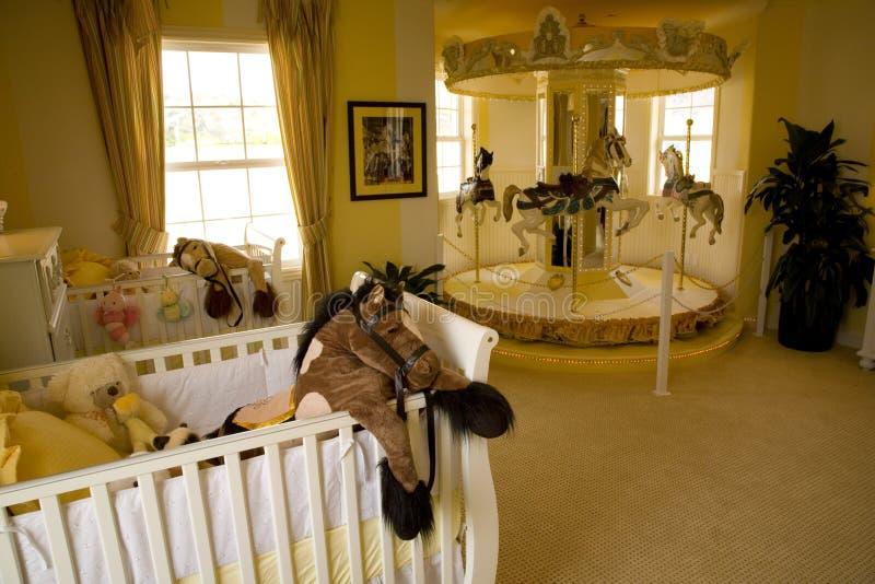 Quarto 1634 do bebê fotos de stock royalty free