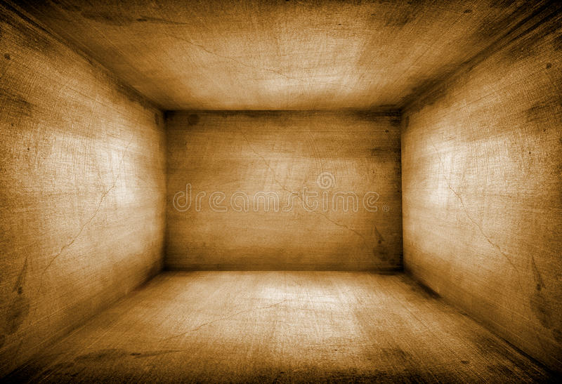 quarto 3d sujo foto de stock royalty free