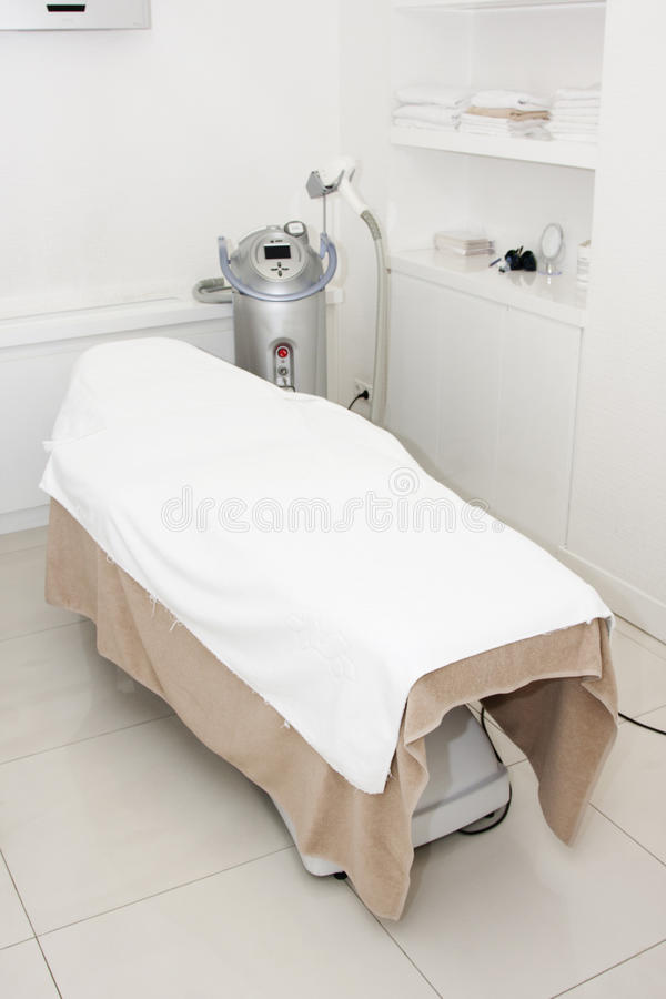 Quarto da massagem fotos de stock royalty free