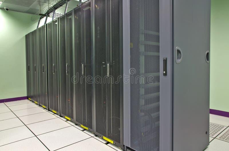 Quarto de Datacenter fotos de stock royalty free