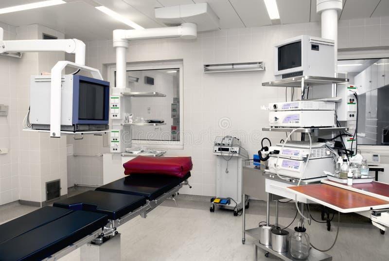 Quarto de funcionamento do hospital foto de stock