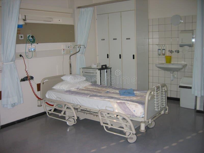 Quarto de hospital imagem de stock