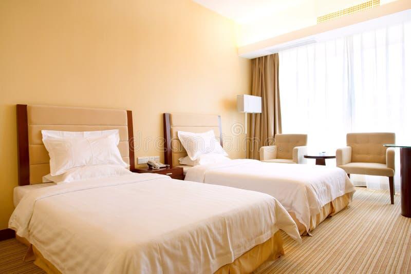 Quarto de hotel fotografia de stock royalty free