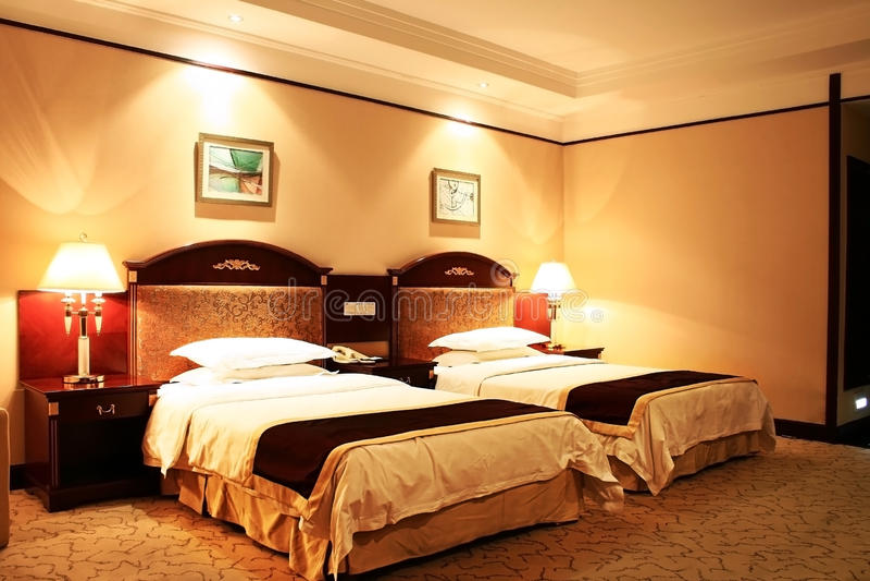 Quarto de hotel fotos de stock royalty free
