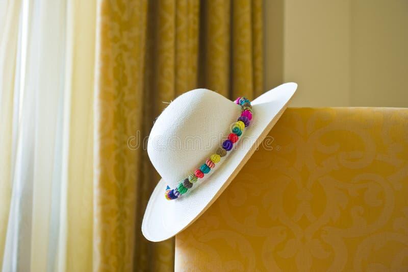 Quarto de hotel luxuoso imagens de stock royalty free