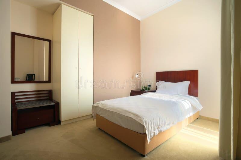 Quarto de hotel para um foto de stock royalty free