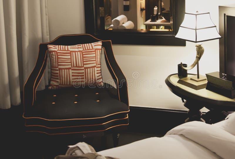 Quarto de hotel de Santo Domingo fotografia de stock