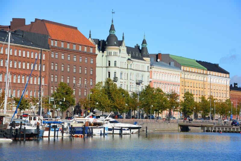 Quarto de Pohjoisranta foto de stock royalty free