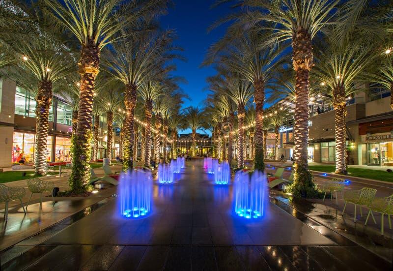 Quarto di Scottsdale, Scottsdale del nord, U.S.A. fotografie stock libere da diritti