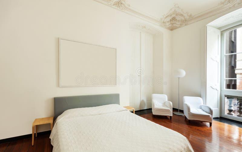 Quarto interior, clássico fotografia de stock royalty free