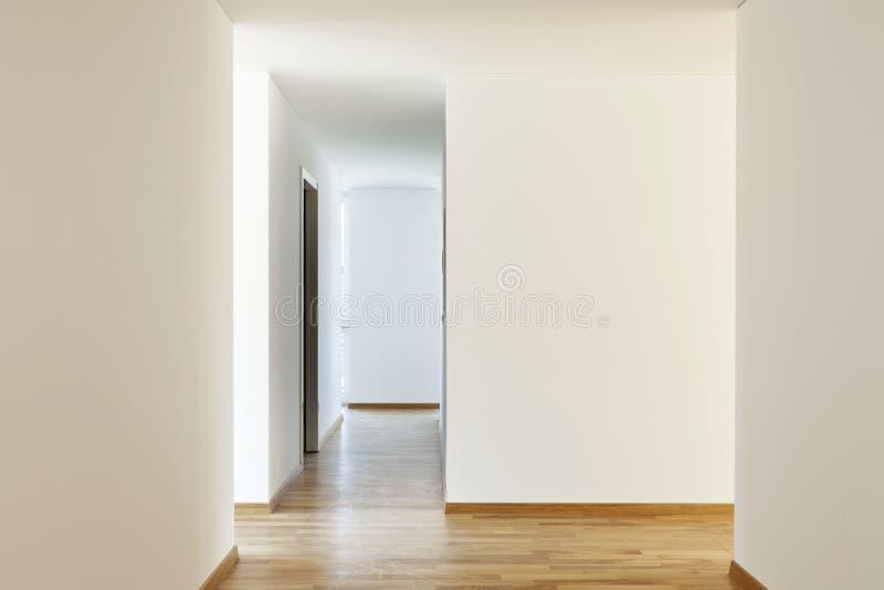 Quarto interior, vazio imagem de stock