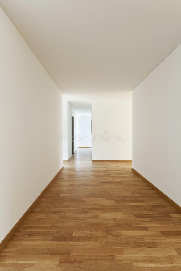Quarto interior, vazio imagem de stock royalty free