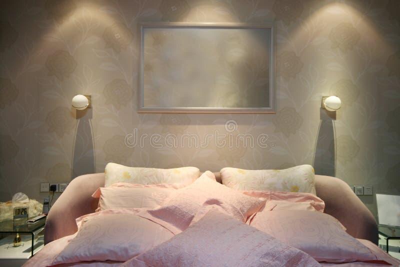 Quartos confortáveis fotografia de stock royalty free