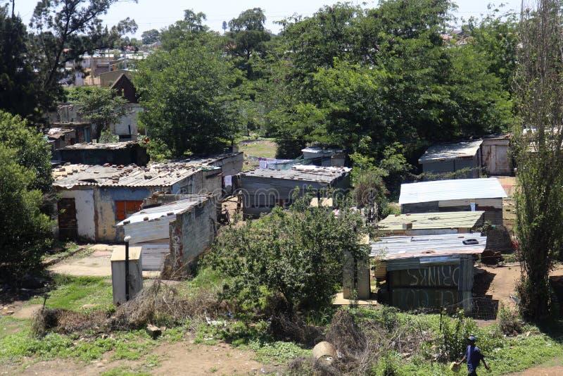 Quartos de Soweto fotos de stock