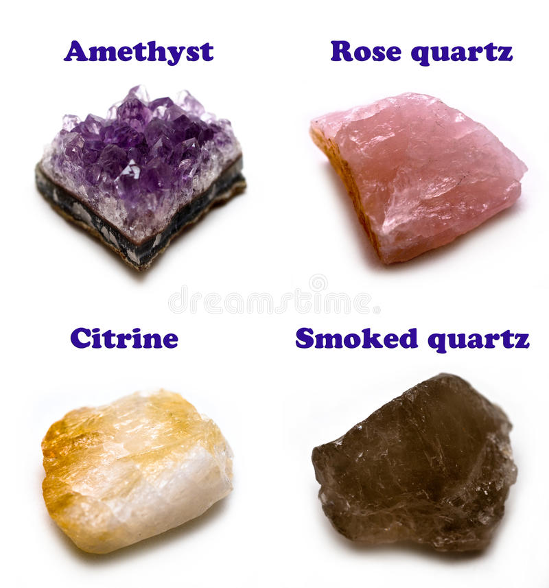 Quartz royalty free stock photos