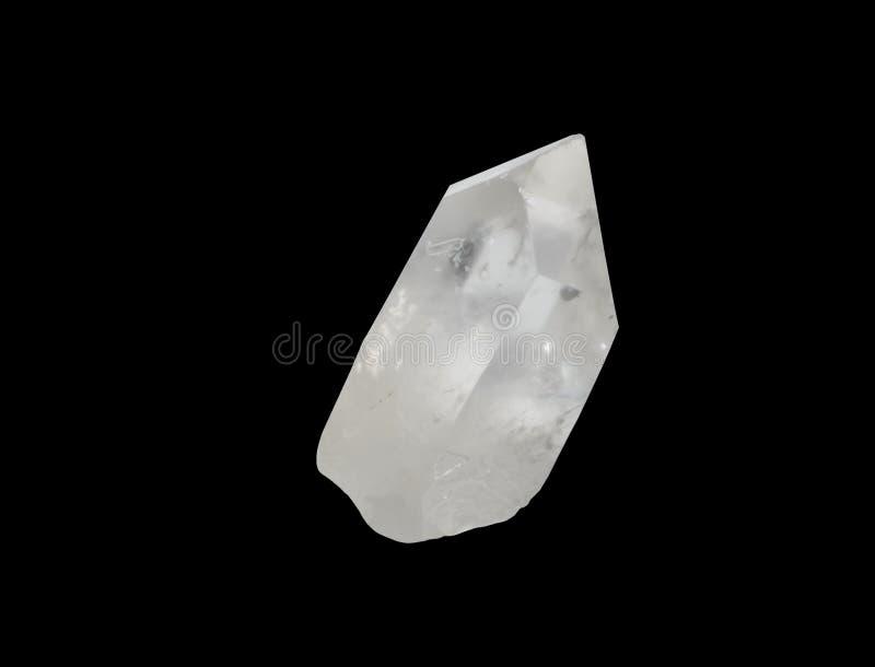 Quartz crystal points stock photography