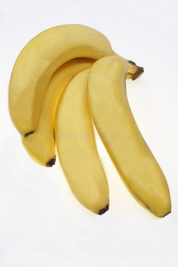 Quatre bananes image stock