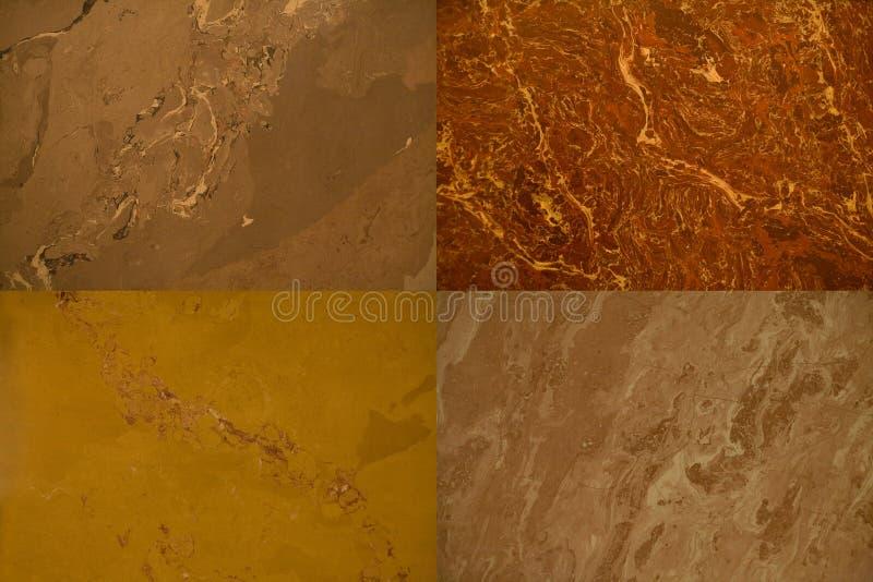 Quatre milieux en pierre image stock