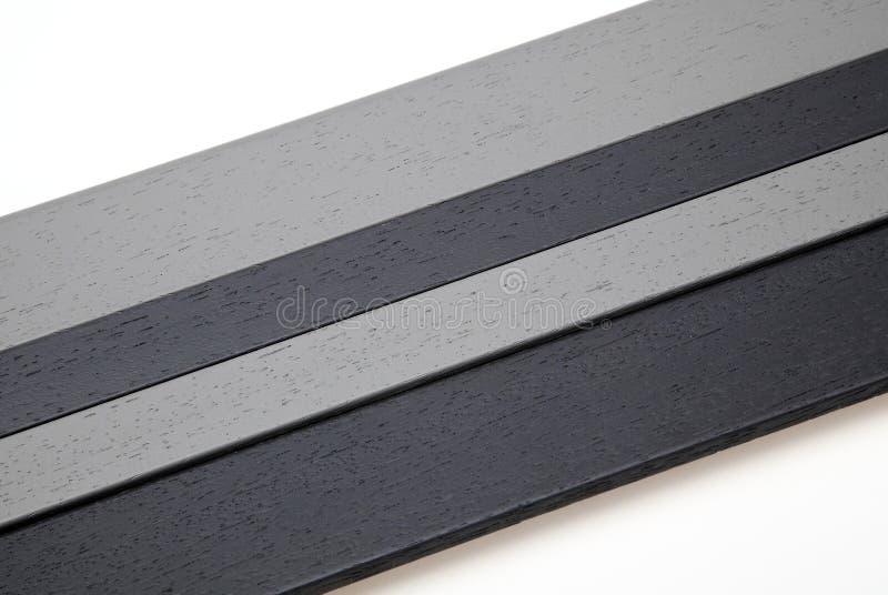 Quatre planches de bois photos libres de droits