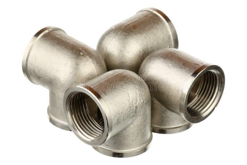 Montaggio metallico fotografia stock