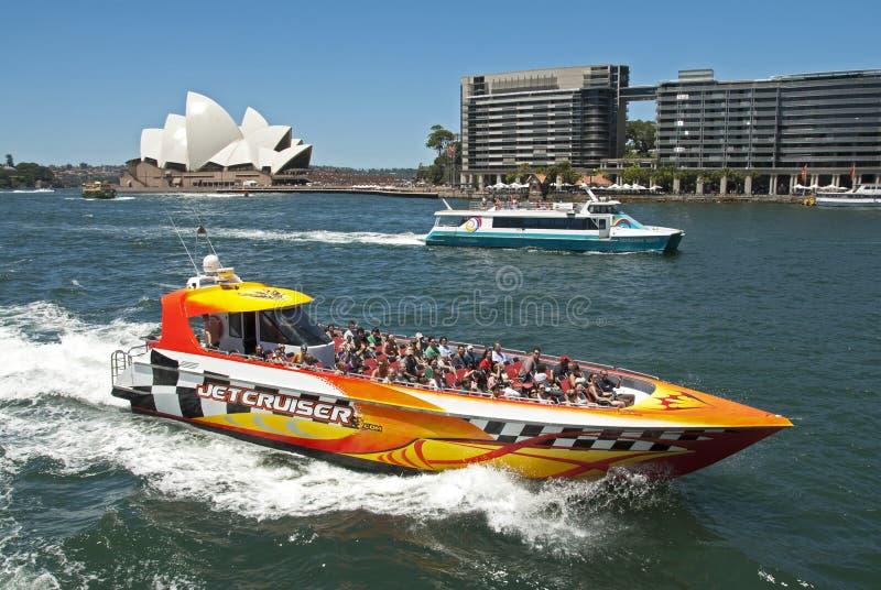Quay circular, Sydney fotos de archivo libres de regalías