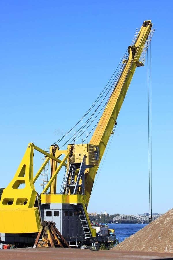 Quay crane
